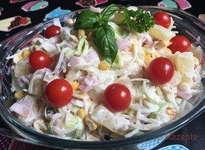 Sellerie Ananas Salat