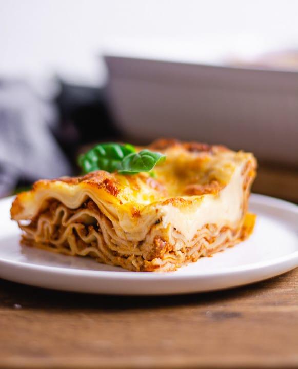 Veggie Lasagne – Der italienische Klassiker mit Rezept & Video