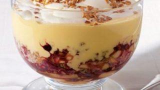 Spekulatius-Toffee-Trifle